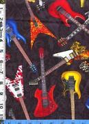 Guitar Fabric