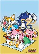 Sonic The Hedgehog Clothes
