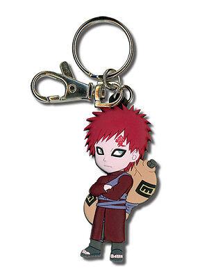 **License** Naruto Shippuden SD Gaara GE PVC Keychain #4704