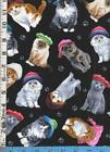 Cat Print Fabric