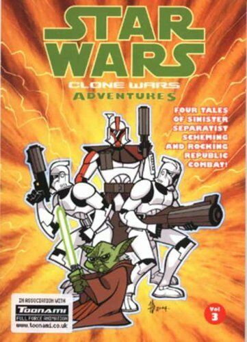 Star Wars - Clone Wars Adventures: v. 3,Various