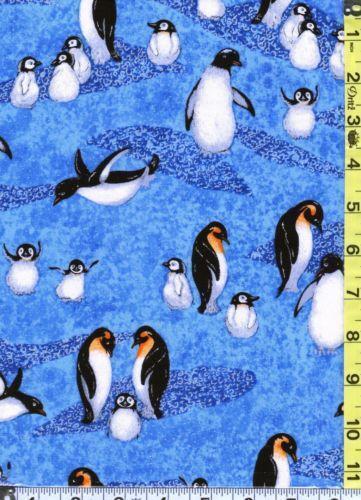 Penguin Fabric Ebay