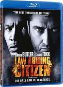 Law Abiding Citizen Blu Ray