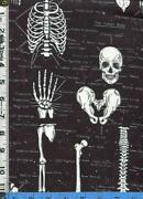 Skeleton Fabric