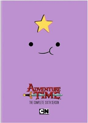 Adventure Time: The Complete Sixth Season [New DVD] 3 Pack, Ac-3/Dolby Digital