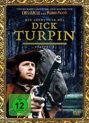 Die Abenteuer des Dick Turpin - 1 Staffel  - 3 DVD Box