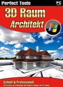 Traumhaus designer software ebay for Architekt 3d professional