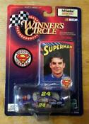 Jeff Gordon Superman Car