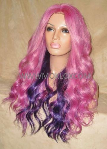 Pink Lace Front Wig Ebay