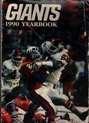 New York Giants Yearbook