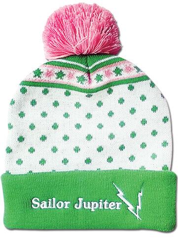 *NEW* Sailor Moon: Sailor Jupiter Pom Beanie by GE Entertainment