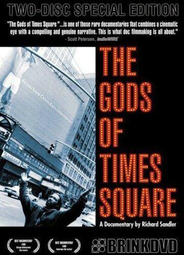 Gods of Times Square (2007, DVD NEW)