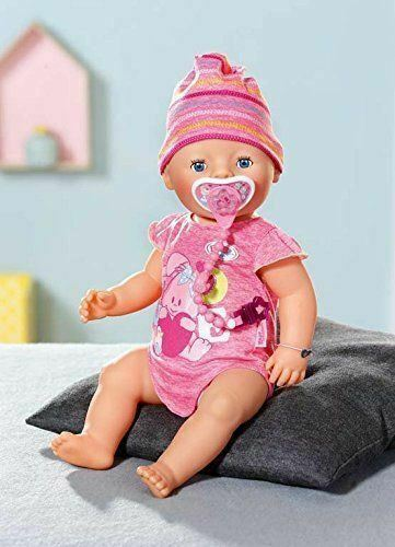 Baby Born Interactive Girl Doll Parts Accessories Zapf Creations Pink