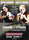 Strikeforce MMA Autographed Posters