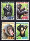 Monkeys African Stamps
