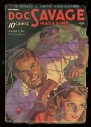Doc Savage Art