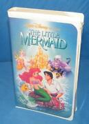 The Little Mermaid VHS