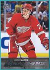 Dylan Larkin Not Autographed Ungraded Hockey Trading Cards