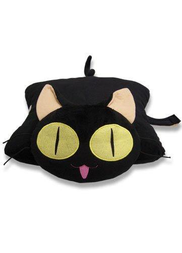 *NEW* Trigun Kuroneko Pillow