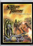 Starship Troopers Miniatures