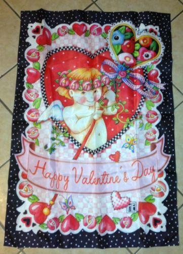 Valentine Flag Ebay