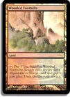 Wooded Foothills Individual Magic: The Gathering Cards
