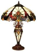 Stained Glass Table Lamp Shade