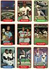 1982 Baseball Complete Set