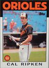 Cal Ripken Jr. Rookie Baseball Cards