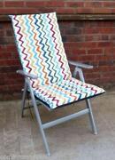 Multi Coloured Chair