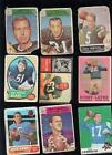 1970 Football Cards