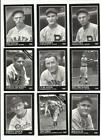 Conlon Collection Baseball Cards