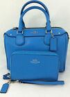 Coach Blue Bags & Handbags for Women