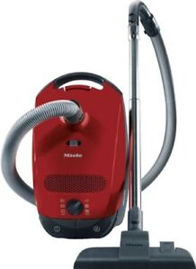 Miele S2 Contour Canister Vacuum
