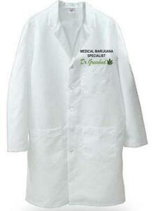 White Doctor Coat