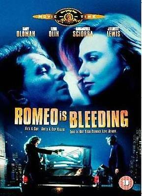 Romeo Is Bleeding New Region 2 Dvd