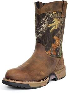 Rocky Men's Aztec Waterproof Camo Boot - Wide Size 9.5, New