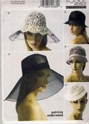 Patricia Underwood Hat