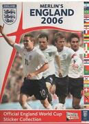 Merlin Football Sticker Album