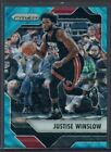Justise Winslow Single Refractor Basketball Trading Cards