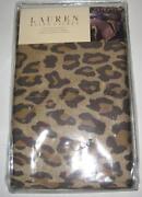 Ralph Lauren Leopard Sheets