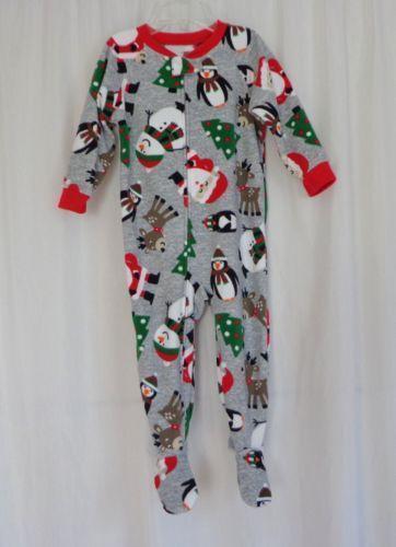 5987c2d80 Boys One Piece Pajamas