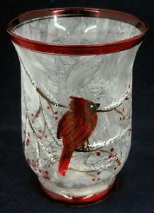 Cardinal-Hurricane-Glass-Lantern-Candle-Holder-Comes-with-Free-Soy-Tealight