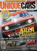 Unique Cars Magazine