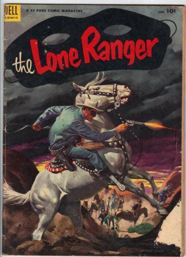 Lone Ranger Comics | eBay