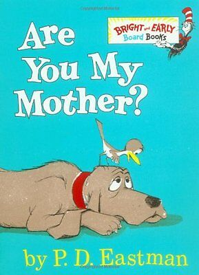 Are You My Mother   Bright  Early Board Books Tm    New  Free Shipping