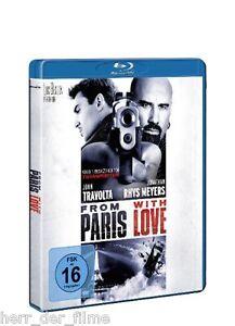 FROM PARIS WITH LOVE (John Travolta) Blu-ray Disc - Neumarkt im Hausruckkreis, Österreich - Widerrufsbelehrung Widerrufsrecht Sie haben das Recht, binnen vierzehn Tagen ohne Angabe von Gründen diesen Vertrag zu widerrufen. Die Widerrufsfrist beträgt vierzehn Tage ab dem Tag an dem Sie oder ein von Ihnen - Neumarkt im Hausruckkreis, Österreich