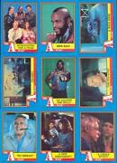 A Team Trading Cards