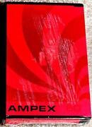 Ampex Cassette