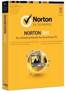 Norton 360 3pc